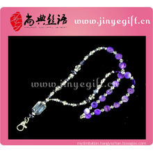 Cheap Fashion Lanyard Jewellery Keychain Lanyard For Woman