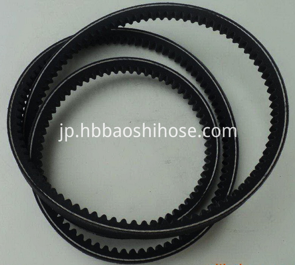 Rubber Wrapped V-belt