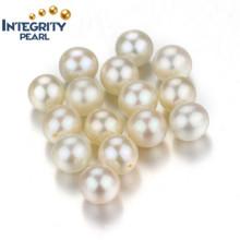 Perles de perles fines douces naturelles d'eau douce de 7-8 mm AA
