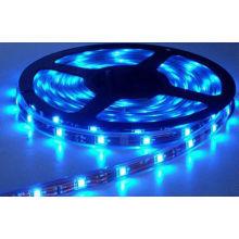 Tira flexible interior azul de 3000k DC12V RGB LED SMD2835 5m Epistar LED Strip RoHS FCC