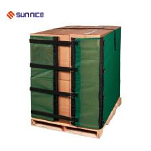 Alta seguridad vendedora caliente 2017 de envolturas reutilizables impermeables de la plataforma