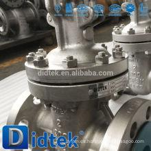 Didtek Precio competitivo Válvula de compuerta de latón