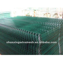 Anping PVC Coated Cheap Fence Panels