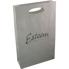 Paper Bag with Handle for Packing and Shipment