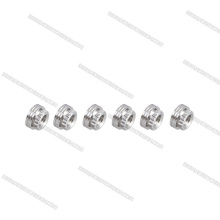 OEM Service Precision Six Steel Nuts and Bolts