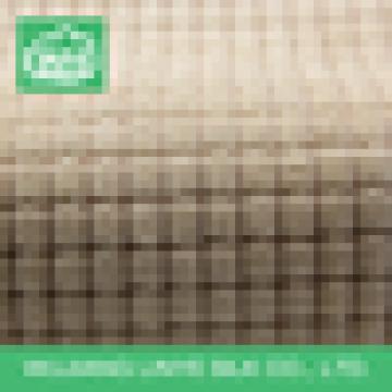 Fantasia de veludo verde de tecido de pelúcia verde, material de brinquedo, tecido de cama de cachorro