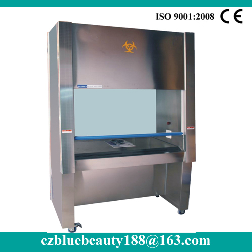 clean biological safety cabinet