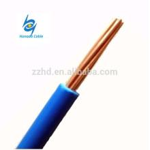 600V UL-Standard-Kupferleiter Typ TW elektrischen Draht
