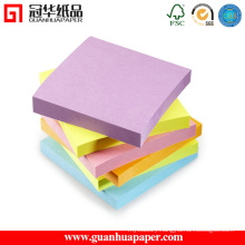 Hot Selling Memo Pad Sticky Note for Promotion