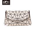 Geometrische Tasche Lässige Damenhandtasche Umhängetasche