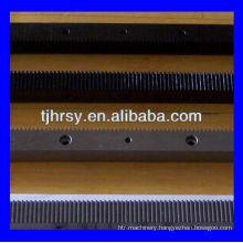 M1.25 straight teeth gear rack(Wood Engraving machine)