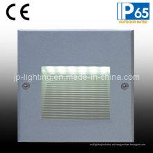 IP65 LED luz empotrada al aire libre de la pared del paso (819207)