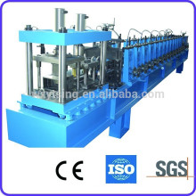 YTSING-YD-4567 Passed CE and ISO C Channel Frame Making Machine, C Purlin Roll Forming Machine WuXi