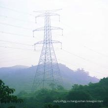 220кВ Двухпроводная линия электропередач Стальная башня