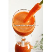 Süße Karotten zu verkaufen