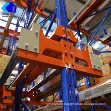 Cold Warehouse High Denstiy Storage Rack Radio Shuttle Rack