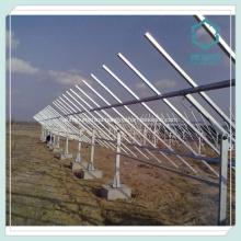 Extruded Aluminum Profiles for Solar Panel Rail
