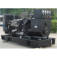Perkins Diesel Generator with 12V DC Motor Easily Manual