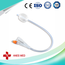 100% Silicone Foley Catheter