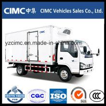 Isuzu 4 * 2 camión de refrigeración de 5 toneladas