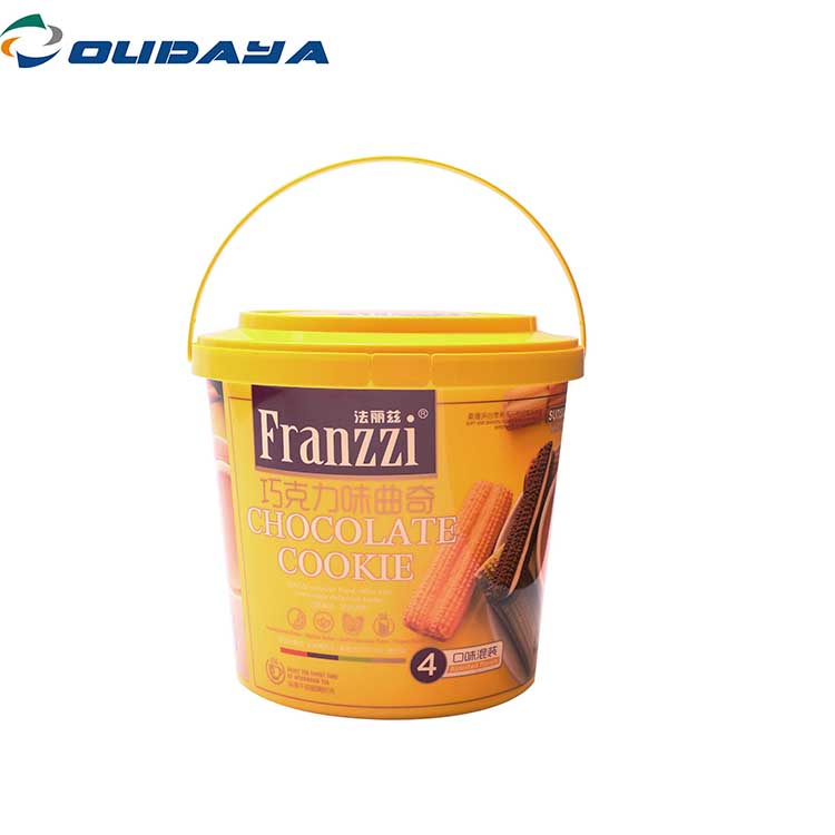 Food Grade Pp Container