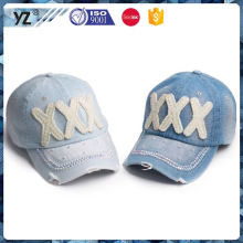 New and hot simple design girl cowboy cap 2016