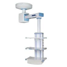 Pendentif électrique à bras unique pour hôpital
