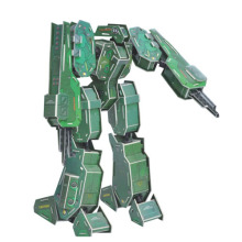 3D Puzzle Robert Educational Toy