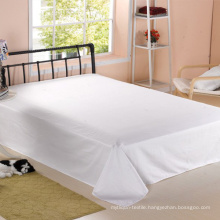 Queen Size Flat Sheet Hotel Linen Bed Sheet