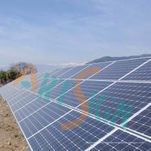 Solarbetriebene Systeme mit Erdungsschrauben