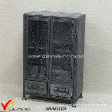 Top Popular Antique Metal Living Room Cabinets