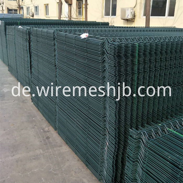 Wire Mesh Fence Panels