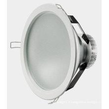 High Lumen White 20W Dimmable LED Downlights avec 140 degrés