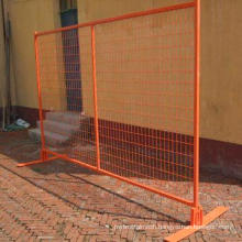 4mm,50*150 mesh opening Canada Temporary Fence