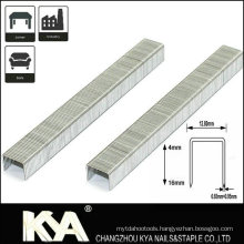 Galvanized 80 Series Staples for Furnituring, Industries