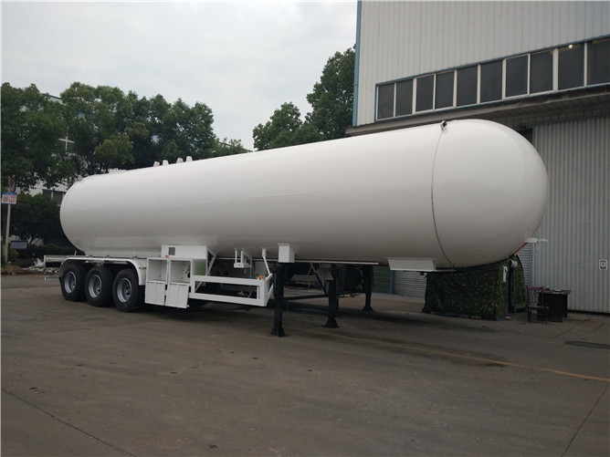 LPG Transport Trailers