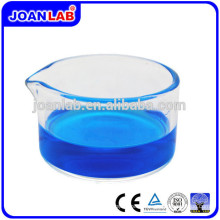 Джоан лаборатории стекла с плоским дном перекристаллизаторе с spout