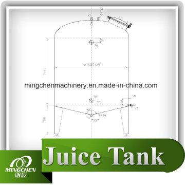 Mc 2000L Stainless Steel Storage Tank