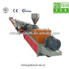 PVC-Türprofil-Extrusionslinie