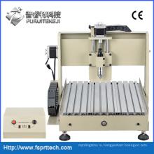 Малый станок с ЧПУ Фрезерный станок с ЧПУ для обработки мрамора и нефрита