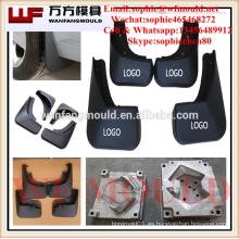 Fabricación del molde de la defensa de la motocicleta de Taizhou / del molde de la defensa de la motocicleta de la inyección de Zhejiang