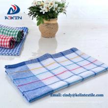 "200gsm 18""x28"" jacquard weave 100% cotton print dishcloth"