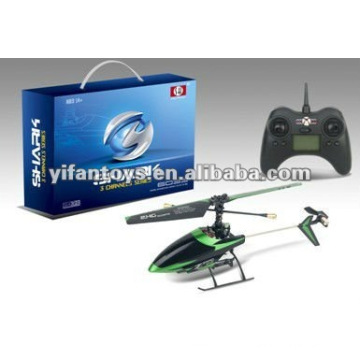 SH 6033 2.4G 3.5CH Single Propeller R/C Helicopter with Gyro