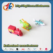 Funny Plastic Mini Cute Vehicle Toys for Kids