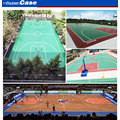 Advanced Technology Outdoor PVC Sports Flooring