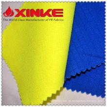 60% algodón 40% tela de poliéster cvc para la industria de la ropa