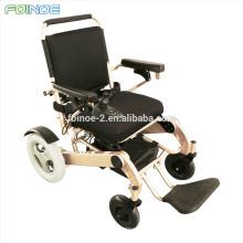 Chaise roulante portable autoréglementée autorisée CE