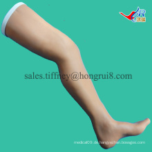 ISO Life Size Beinmodell für Suturing Training, Chirurgische Praxis Bein