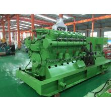Gás trifásico do gerador de gás de carvão da CA 400kw / gás do forno de casco