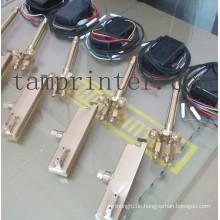Vertikale Prä-Post-Ausrüstung Pre-Press und Behandlung Flamme Gun Prozessor